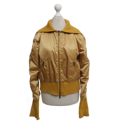 Versace Jacket in gold-yellow