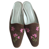Emma Hope´s Shoes Bestickte Pantoffeln