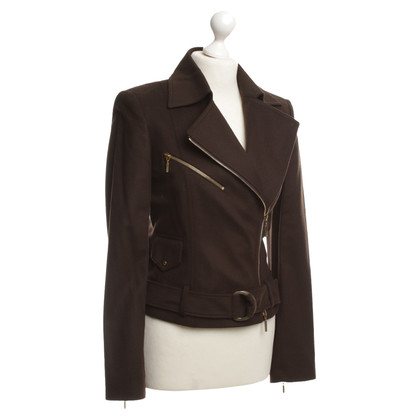 St. Emile Short jacket in Brown