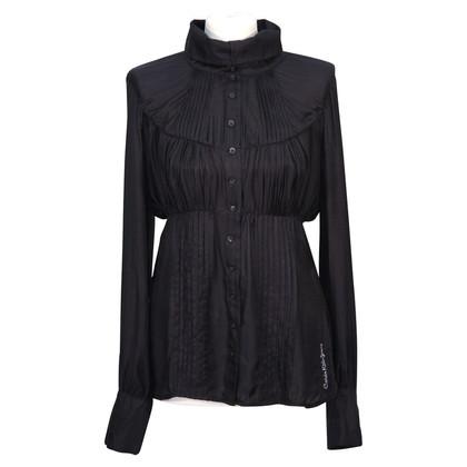 Calvin Klein Blouse zwart