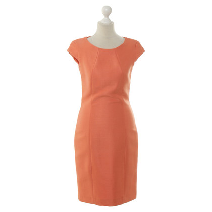 Natan Sheath dress in coral