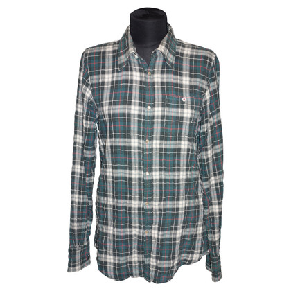 Dsquared2 Checkered blouse