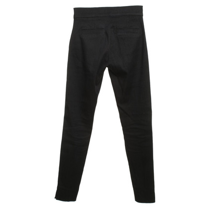 Dorothee Schumacher Pants with pinstripes