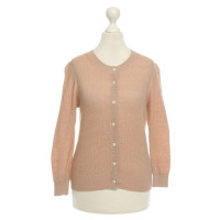 Theory Cardigan in Nude