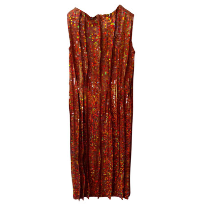 Nina Ricci sequin dress