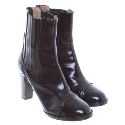 Chloé Ankle boots patent leather