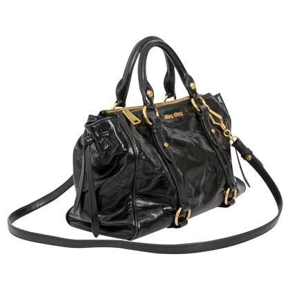 Miu Miu Bag in zwart