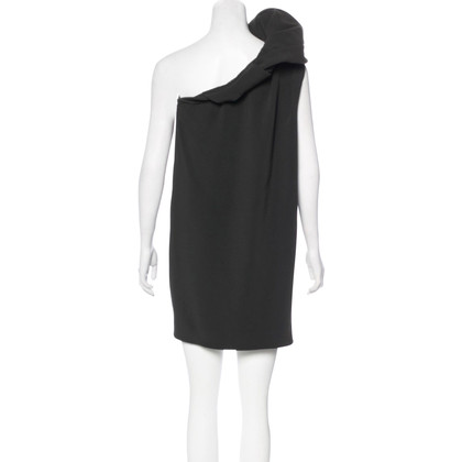 Acne One Shoulder Dress