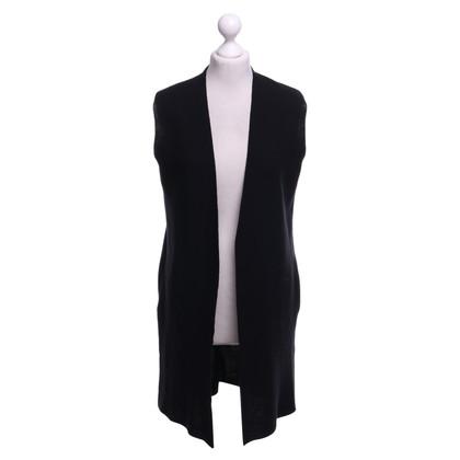 Drykorn Knitted vest in black