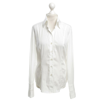 Escada Shirt blouse in white