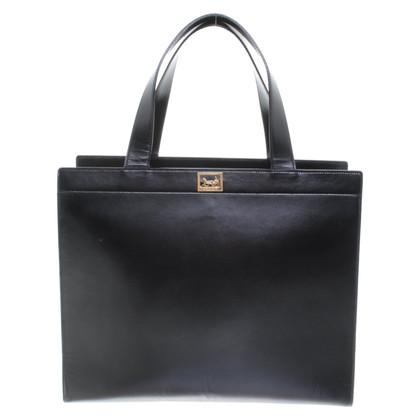 Céline Handbag in black