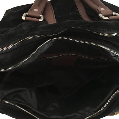 Costume National Handtasche Schwarz Brandneue Unisex Günstig Online Billig Empfehlen Auslass Manchester Großer Verkauf 0XCspNMW