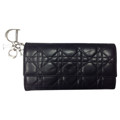 "Christian Dior Wallet ""Lady Dior"""