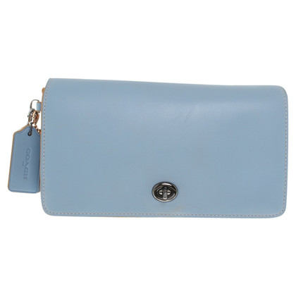Coach Shoulder bag in light blue