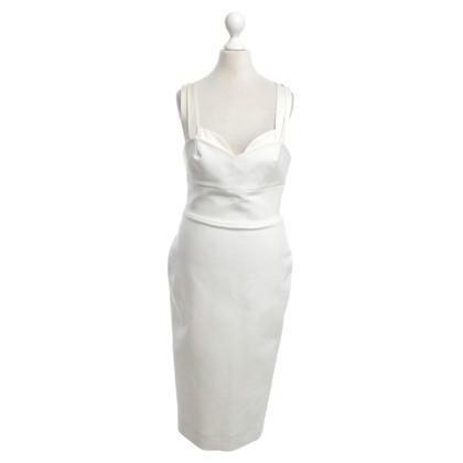Victoria Beckham Dress in white
