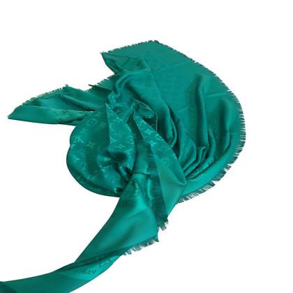 Louis Vuitton Monogram doek in groen