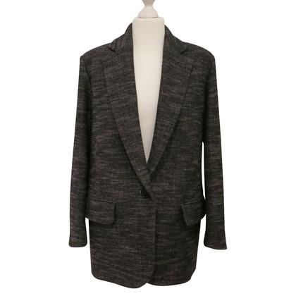 Isabel Marant Etoile Jacket in zwart / White