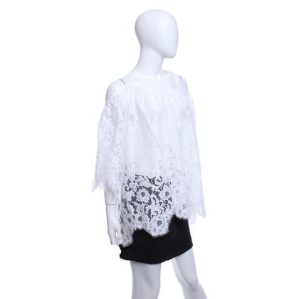 Valerie Khalfon  Top in bianco