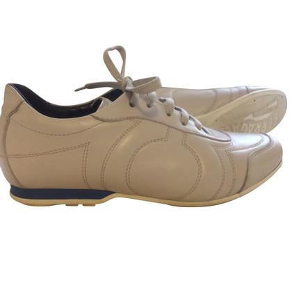 Salvatore Ferragamo pelle Sneakers