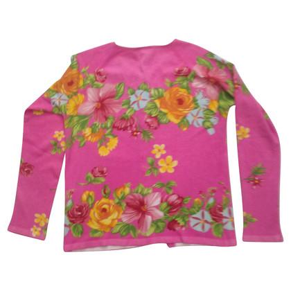Blumarine Cardigan fleur