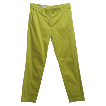 René Lezard Chino pants Green