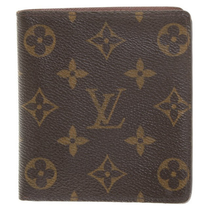 Louis Vuitton Porte-monnaie de Monogram Canvas