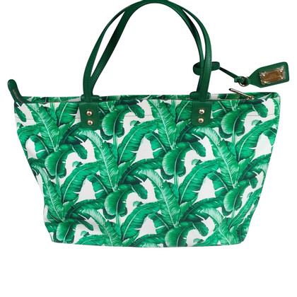 Dolce & Gabbana Tote Bag with pattern