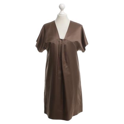 Cos Kleid in Braun