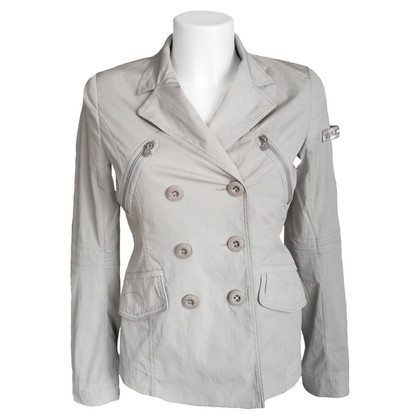 Peuterey Jacket in light gray