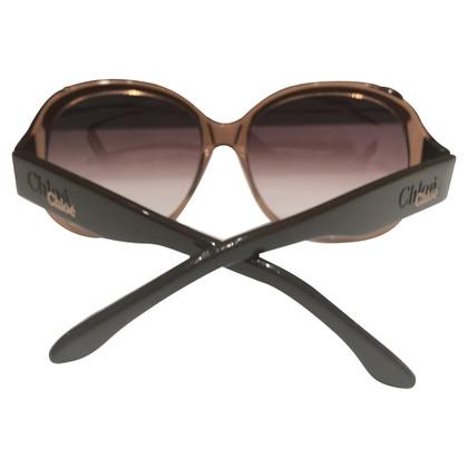 Chloé oversized zonnebril