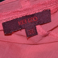 Kenzo Top made of cotton and silk