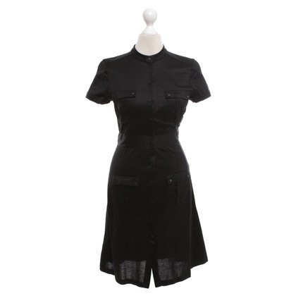 Hugo Boss Black dress in safari style