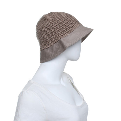 Agnona Hat in beige