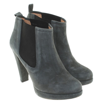 Ganni Ankle boots in green
