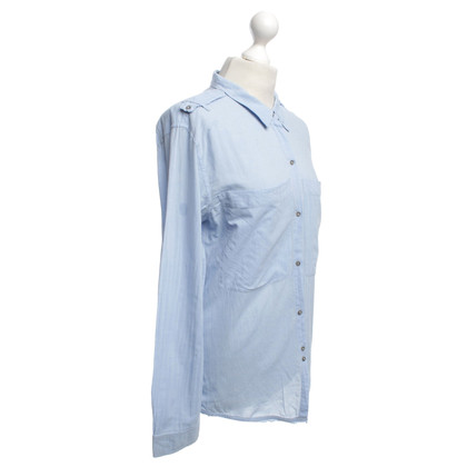 Humanoid Blouse in blauw