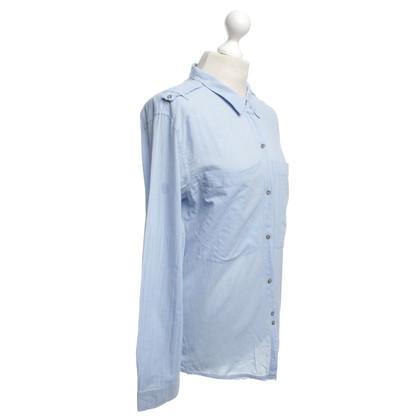 Humanoid Bluse in Blau
