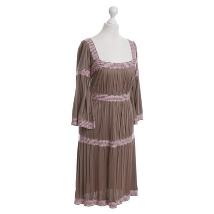 Missoni Dress in ochre