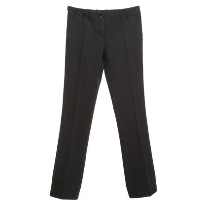 Prada Pantaloni grigio scuro