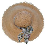 Gucci straw hat