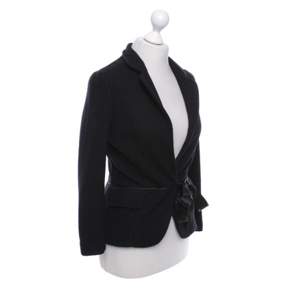 Schumacher Blazer in black