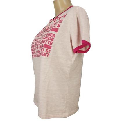 Louis Vuitton Pink cotton top