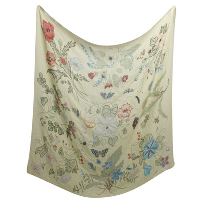 Gucci Cloth with a floral pattern