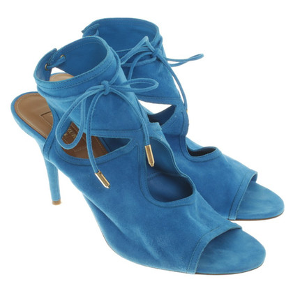 Aquazzura pumps Azure