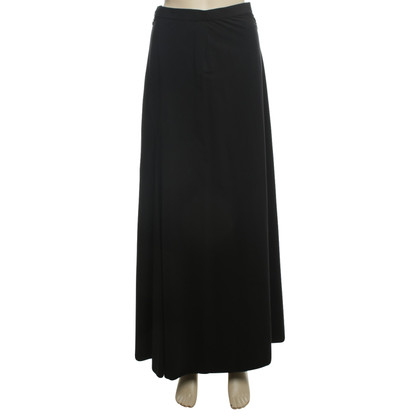 Chanel Maxi skirt in black