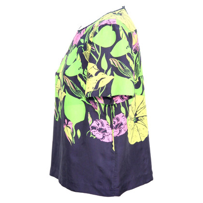 Whistles Top made of silk