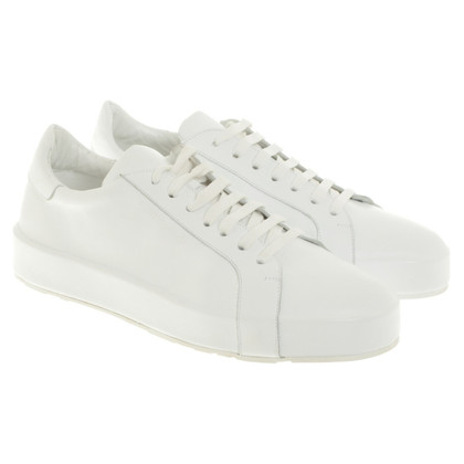 Jil Sander Sneakers in White