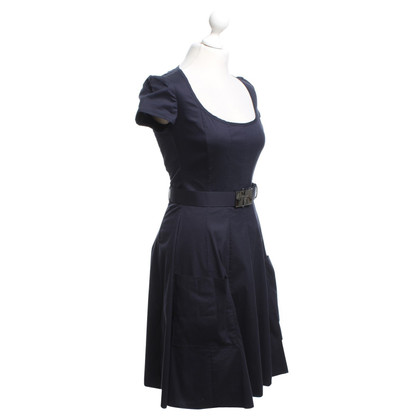 Prada Dress in navy blue