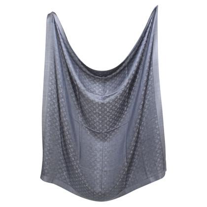 Louis Vuitton Panno Monogram in grigio