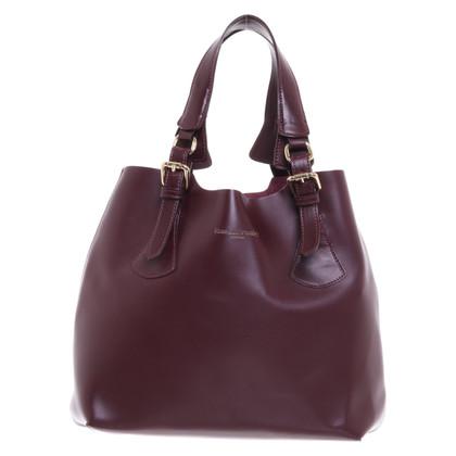 Russell & Bromley Handbag in Bordeaux