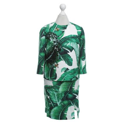 Dolce & Gabbana 3-delige set in tropische uitstraling